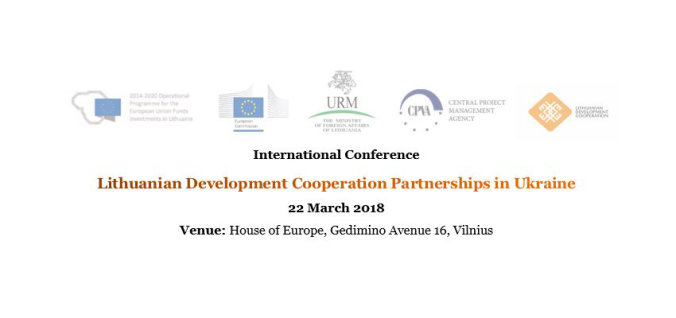 Lithuanian Development Cooperation Partnerships in Ukraine